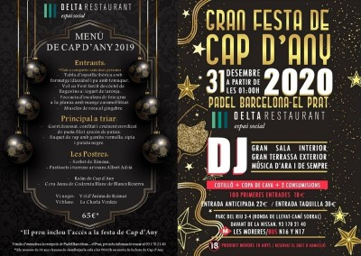 MAIL CAP D'ANY